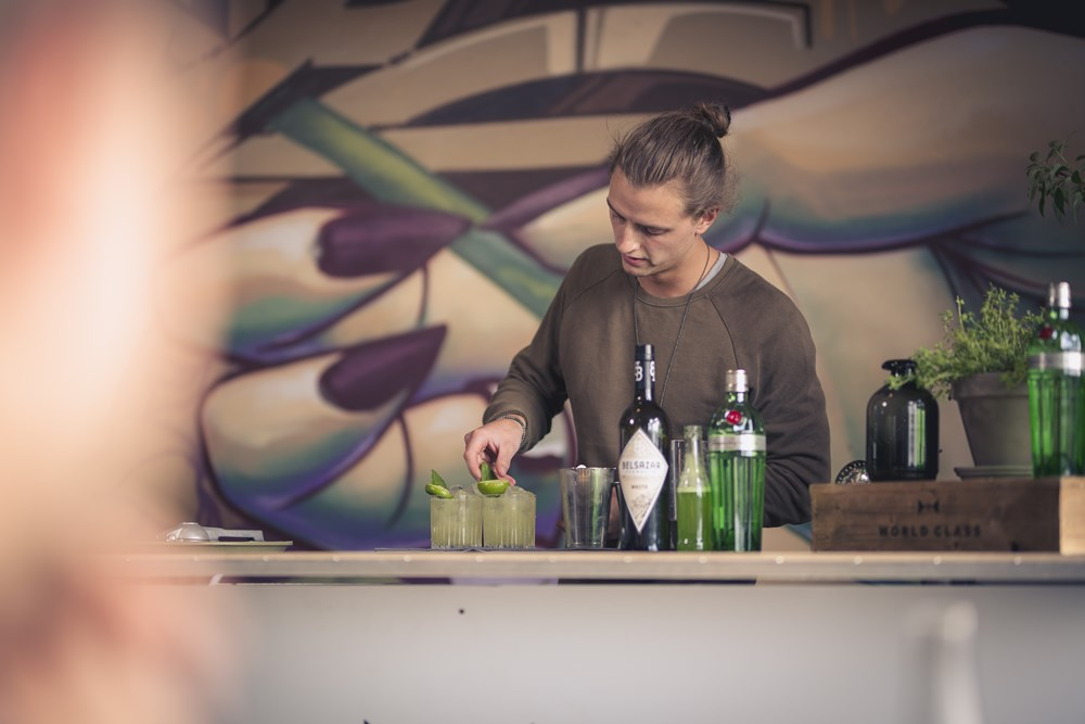 The Best Bartender in Scandinavia is Swedish