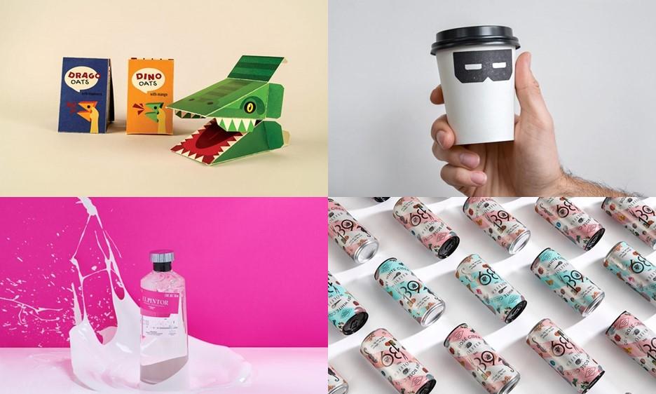 10 Best Food Packaging Designs July 2018