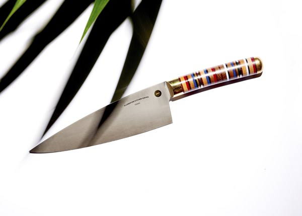 Meet Knifemaker Tomer Botner of Florentine Kitchen Knives