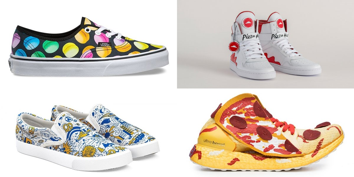 A Closer Look at Food Sneakers A Big List of Food Sneakers
