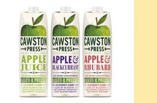 Apple Juice Packaging Design