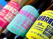 Maraca Cold Brew Coffee Packaging Design