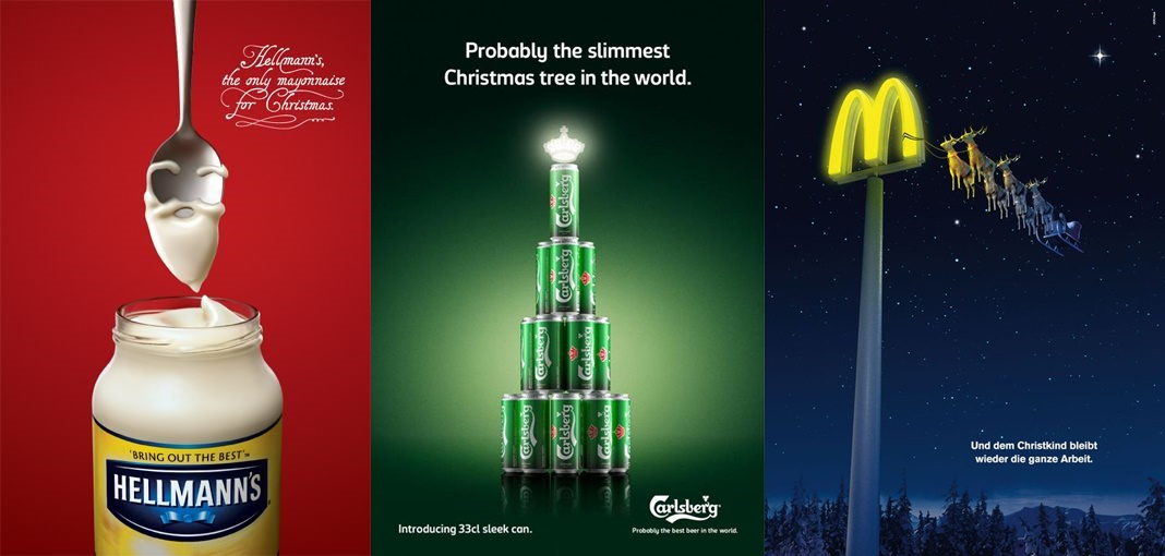 Christmas Ads.Creative Christmas Ads From Food Brands Check Out The Best