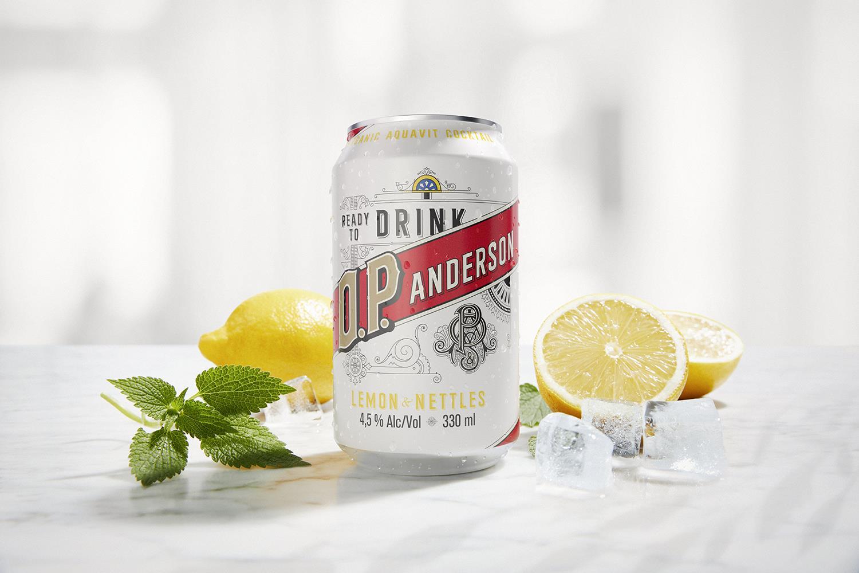 Aquavit Cocktail