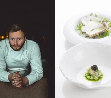 Chef Q&A with Ulrik Jepsen at Ateriet.com
