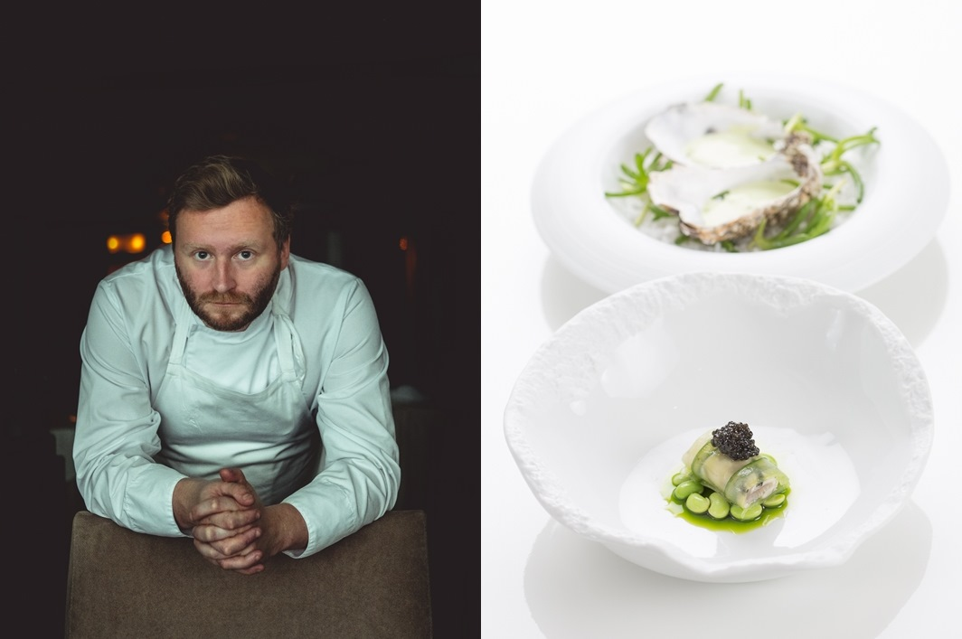 Chef Q&A with Ulrik Jepsen of À L'aise in Oslo, Norway