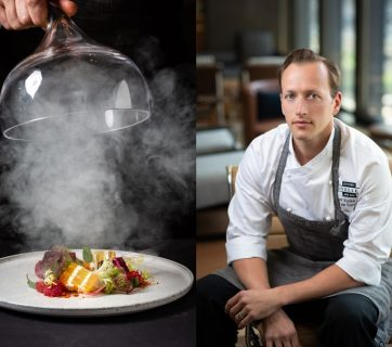 Chef Q&A with Jeff Vucko of Travelle at The Langham, Chicago