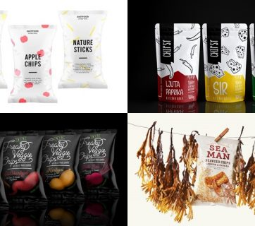 Chips Packaging Design Inspiration