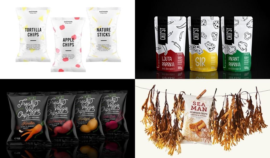 Chips Packaging Design Inspiration
