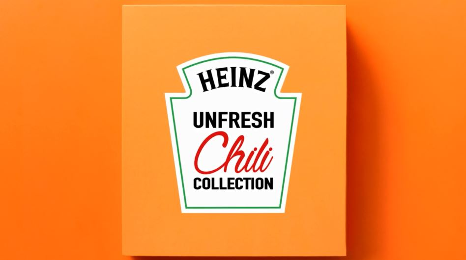 HEINZ Unfresh Chili Collection or is it Heinz Unfresh View of Women?
