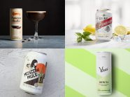 Canned Cocktail Packaging Design Inspiration