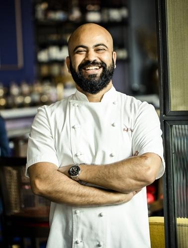 Chef Sujan Sarkar Interview